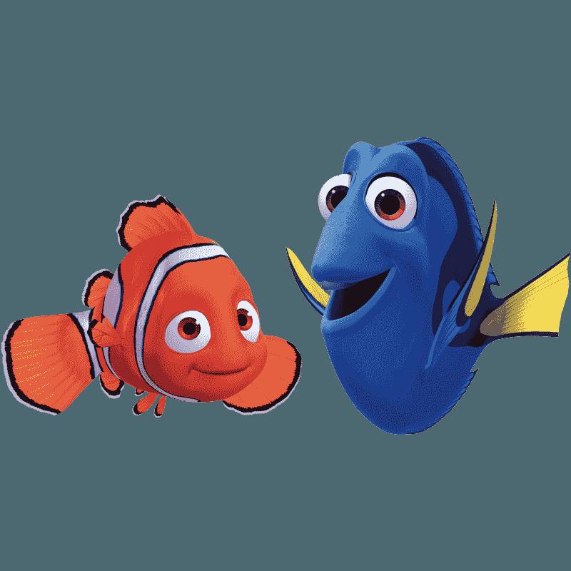 Nemo y dory vinilowcost - Doris et nemo ...